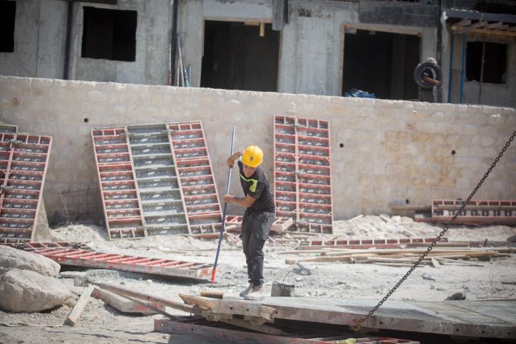 פרויקט חרדי? פועל בנין נהרג בשבת בהר יונה