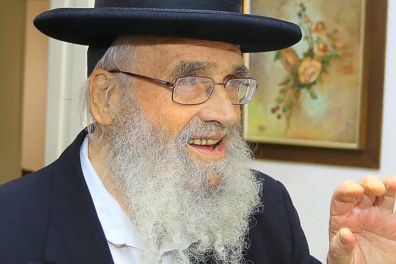 ב.ד.ה. ראש הישיבות הלך לעולמו בגיל 86