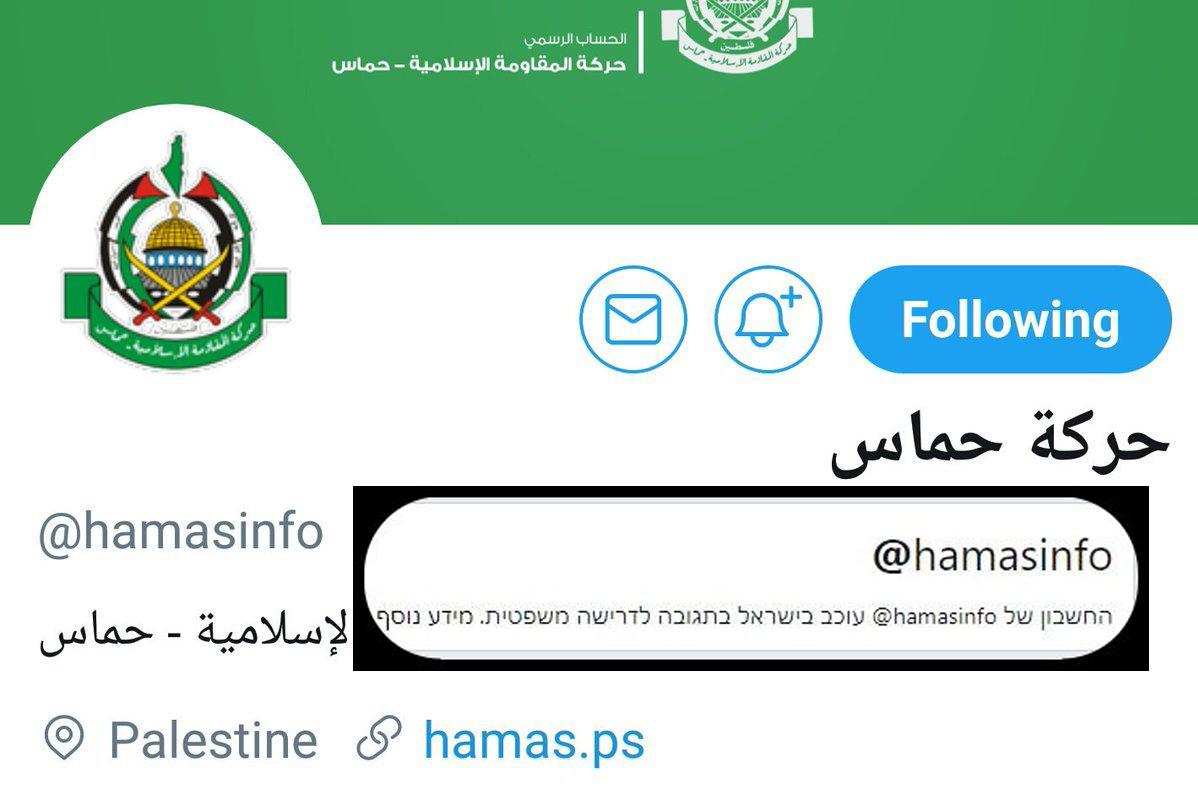 עשרות חשבונות של חמאס וחיזבאללה נחסמו