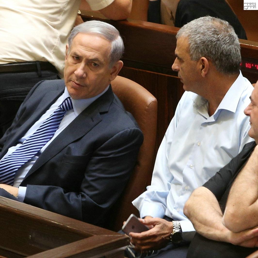 """צפו בנתניהו: """"דרעי שותף. נביא את הגז לישראל"""""""
