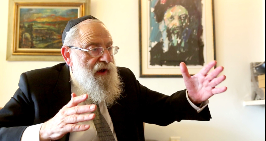 מיוחד לשבת הגדול: רבה של ירושלים על פסח