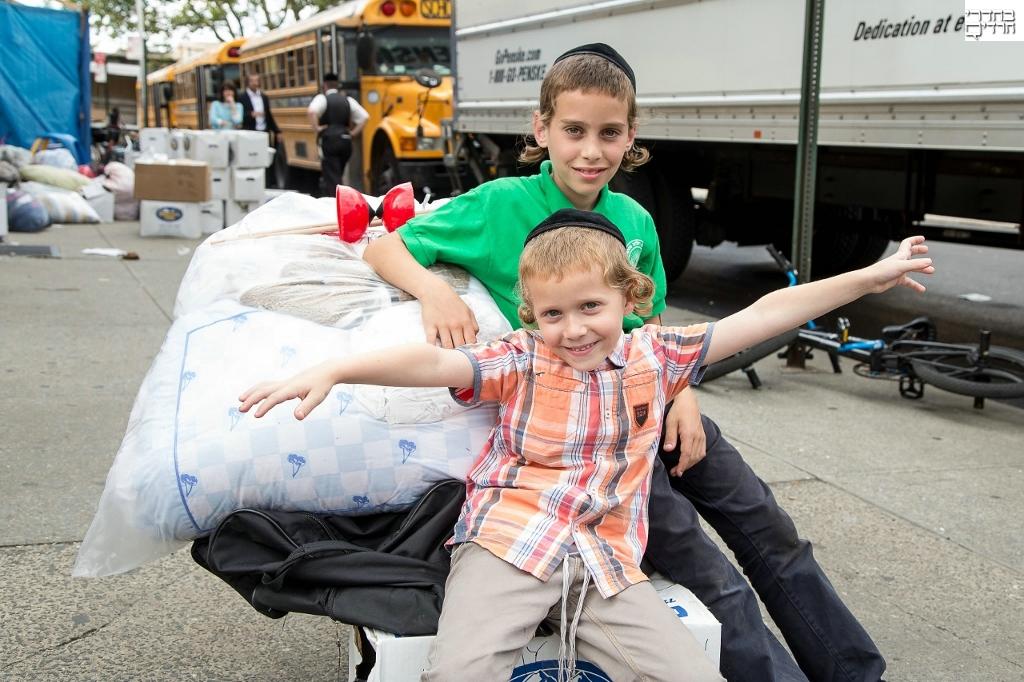 ילדי בורו פארק חוזרים מהקאנטרי: גלריה מרהיבה
