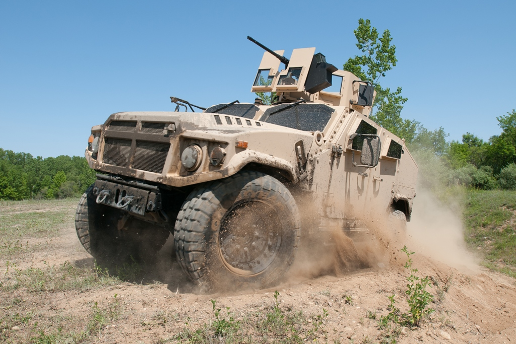 """צפו: רכב השטח החדש של צבא ארה""""ב שיחליף את ה""""האמר"""""""