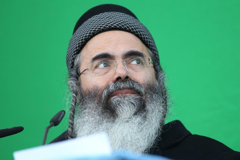 רפורמים התפרצו להרצאת רבי אמנון יצחק