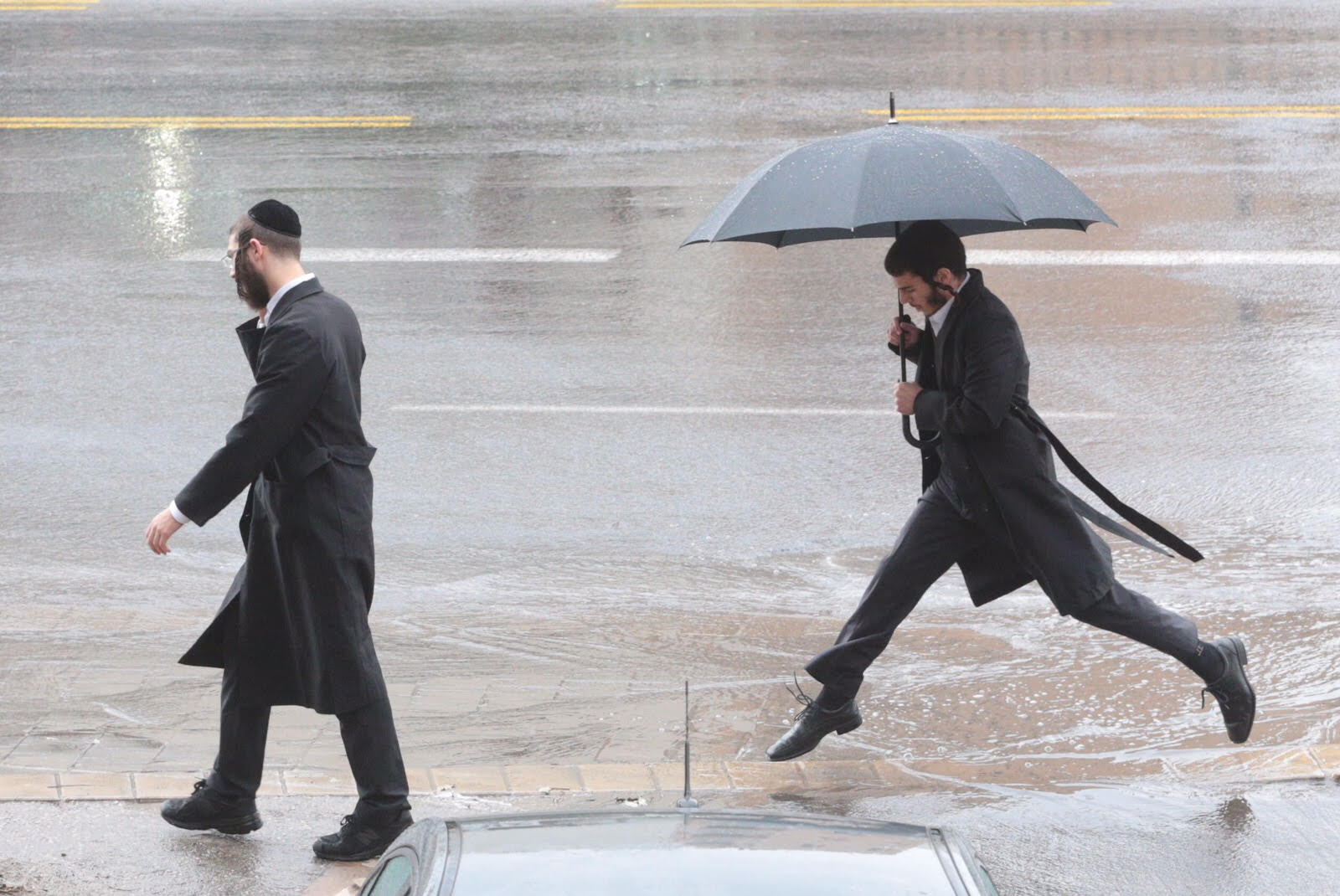 Hoping For Rain: Belz Asking For Special Tefillah To Be Said