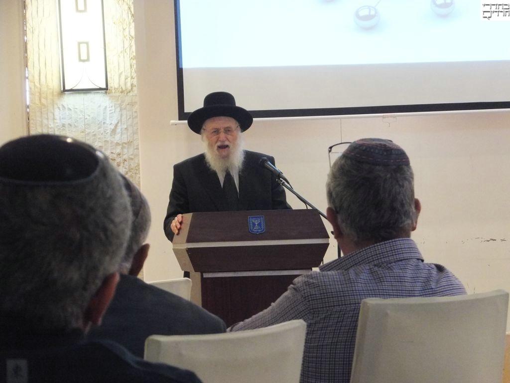 הרב קוק: דרעי היה ממייסדי הישיבה