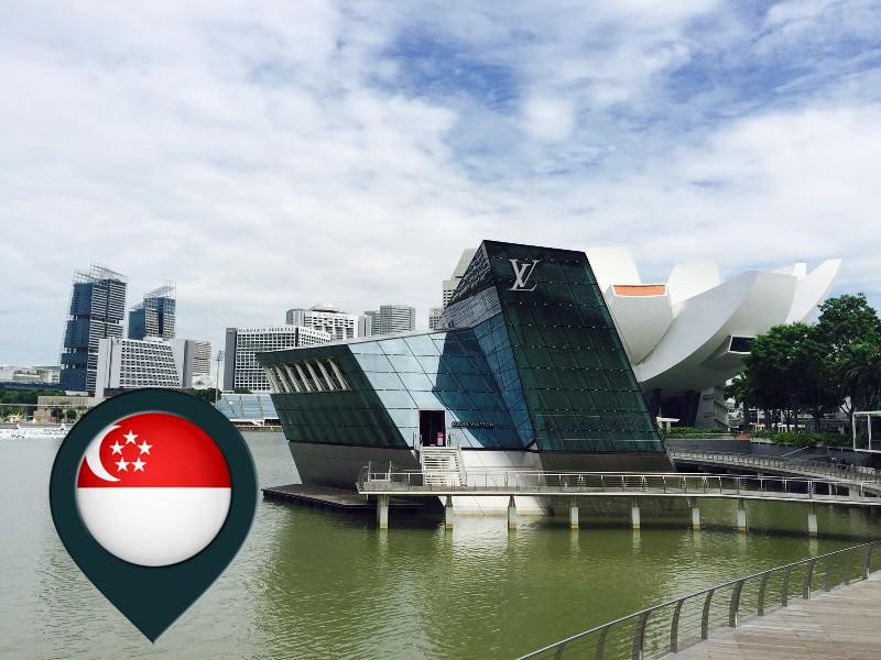 כל מה שנוצץ: סינגפור בעין המצלמה
