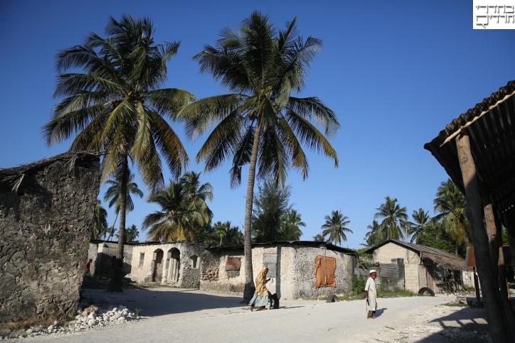 האי זנזיבר: מבט פרידה ממעוף הציפור