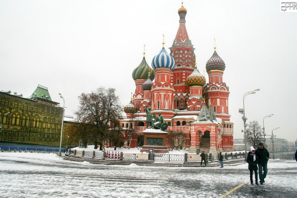 חוששים משלג? בואו ללמוד מהרוסים