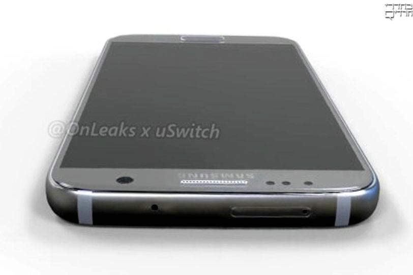 דלף לרשת: כך יראה הסמסונג גלקסי S7 החדש?