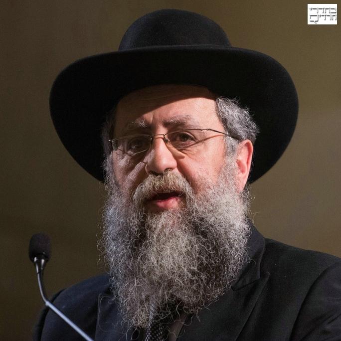 """חבר מועצת החכמים הרב דוד יוסף: """"אנו ניאבק בכותל הרפורמי"""""""