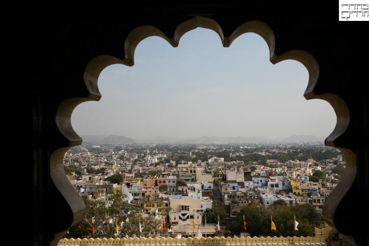 הערים הססגוניות של הודו • מדהים