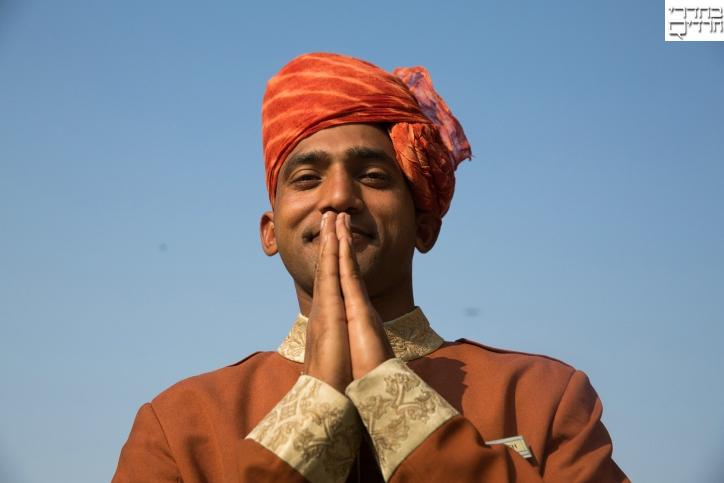 פרצופה של הודו: כך נראים המקומיים