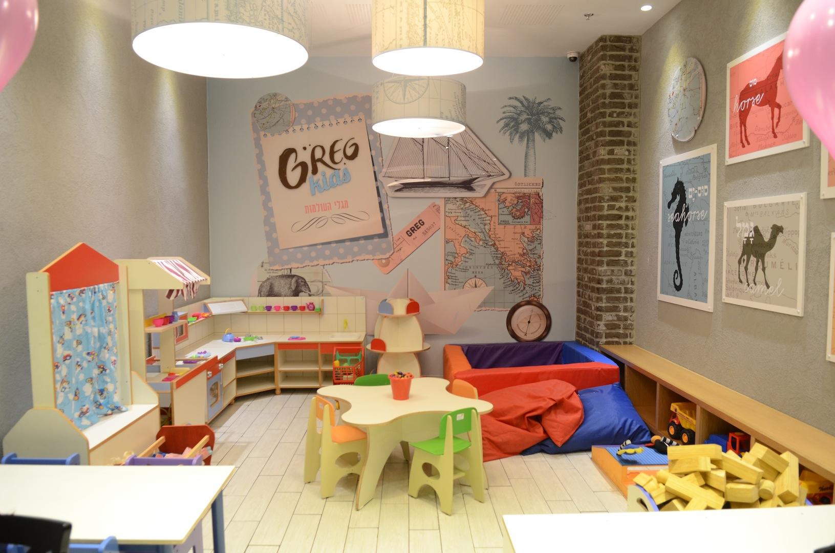 לראשונה בארץ: ארוחת תינוקות בבית קפה