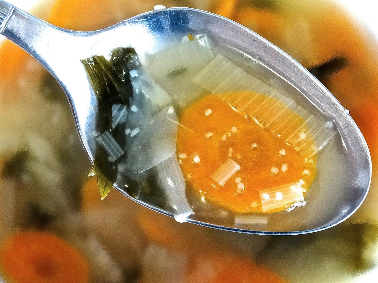 מתכוני בריאות: מרק גזר וערמונים