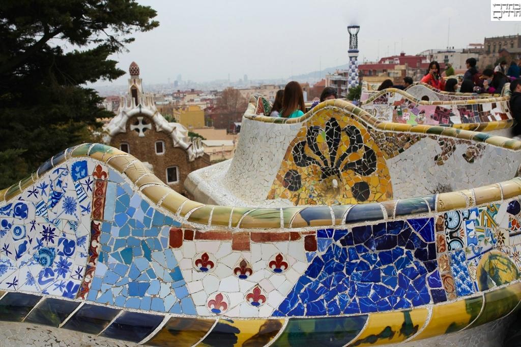 חגיגת צבעים: ביקור בברצלונה