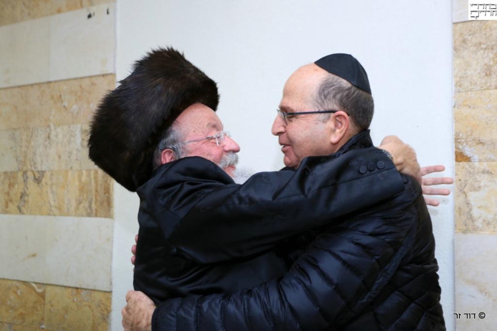 מוזס: גדולי ישראל שהזהירו מגיוס צדקו
