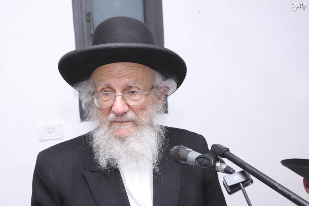 """Baruch Dayan Ha'emes: Hagaon R' Yackov Eidelstein ZTVK""""L"""
