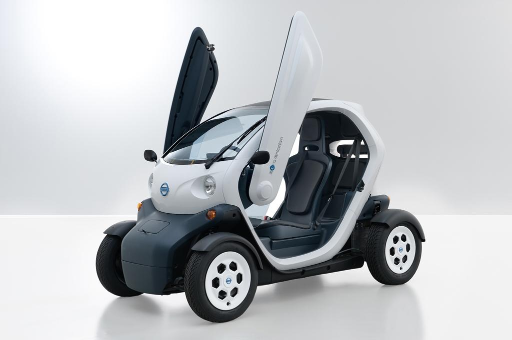 עולה על הכביש: ניסאן מציגה רכב חשמלי עירוני חדש