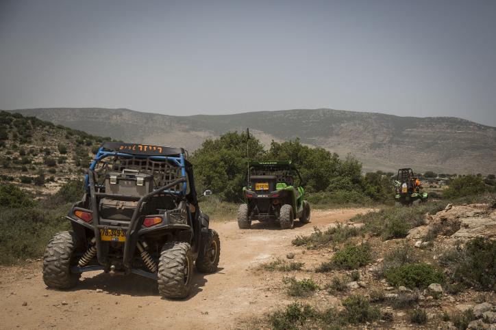 בחום המועד: עם ישראל ממשיך לטייל • צפו