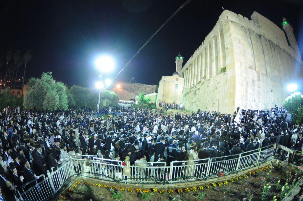 אלפים ישהו בחברון: זמני ואירועי השבת