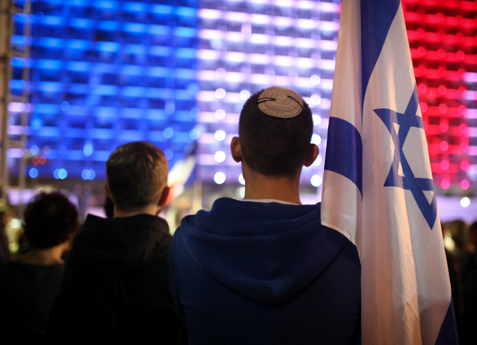 Two Hundred French Jews make Aliyah