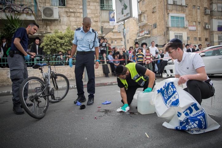 לא על המדרכה: אכיפה נגד רוכבי האופניים