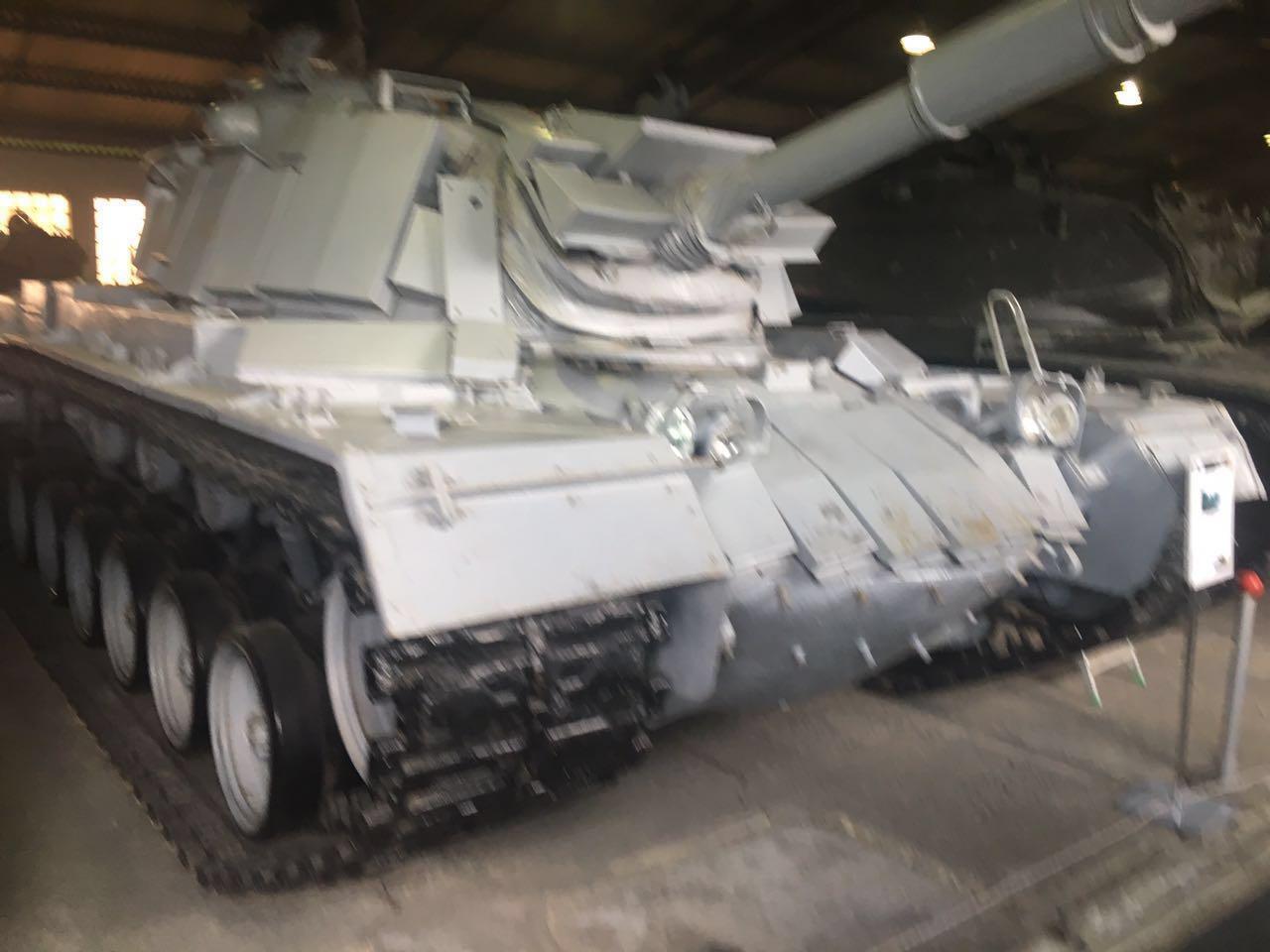 פוטין הסכים: הטנק מקרב סולטאן יעקב יוחזר