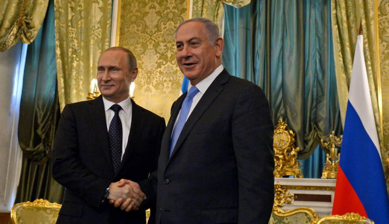 Netanyahu Heading to Russia on Lightning Visit To Discuss: Iran Syria And Hezbollah