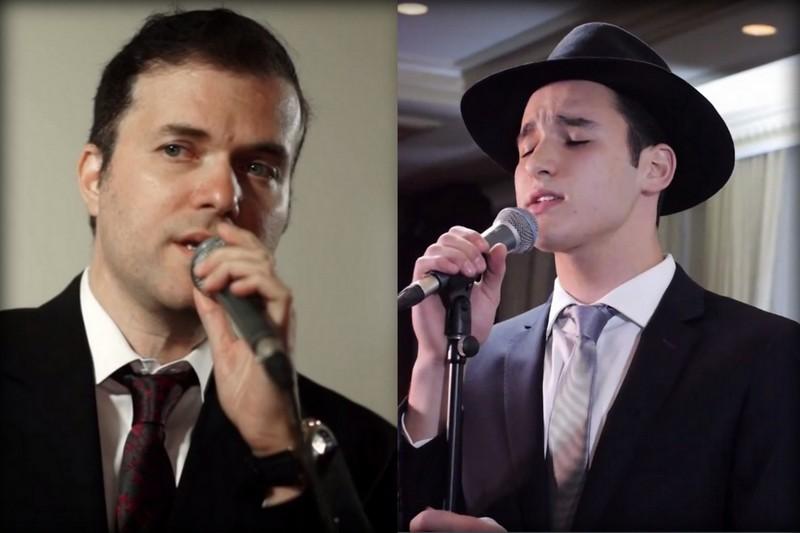 שני זמרים, שני לחנים, חתונה אחת • וידאו