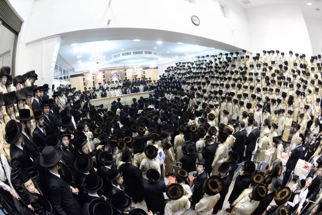 Over 1,000 Descendants: Moras Malka Rivkah Kroise A''H