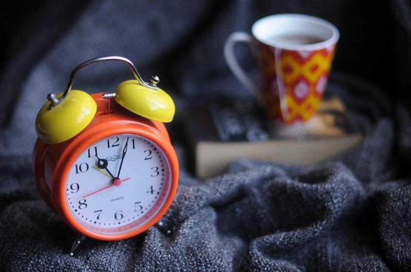 חמש יקיצות בוקר, ומה זה אומר עליכן