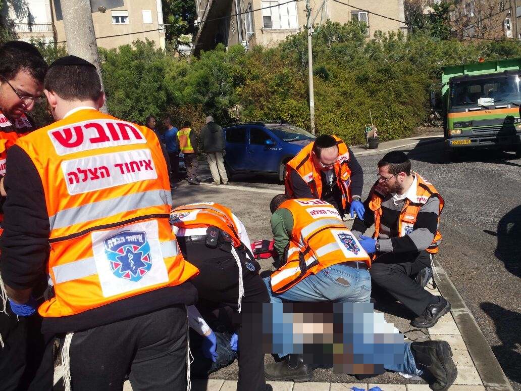 Shooting Incident In Haifa: Dayen Miraculously Survives