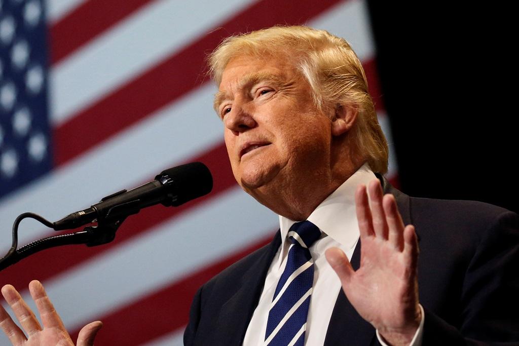 ציוץ של טראמפ שוב מפיל מניה