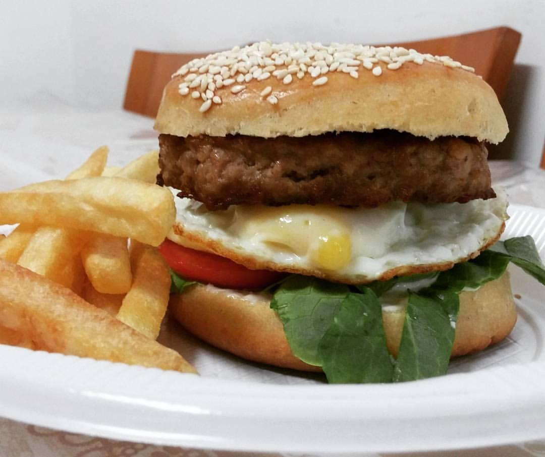 המבורגר ביתי - כל אחד יכול