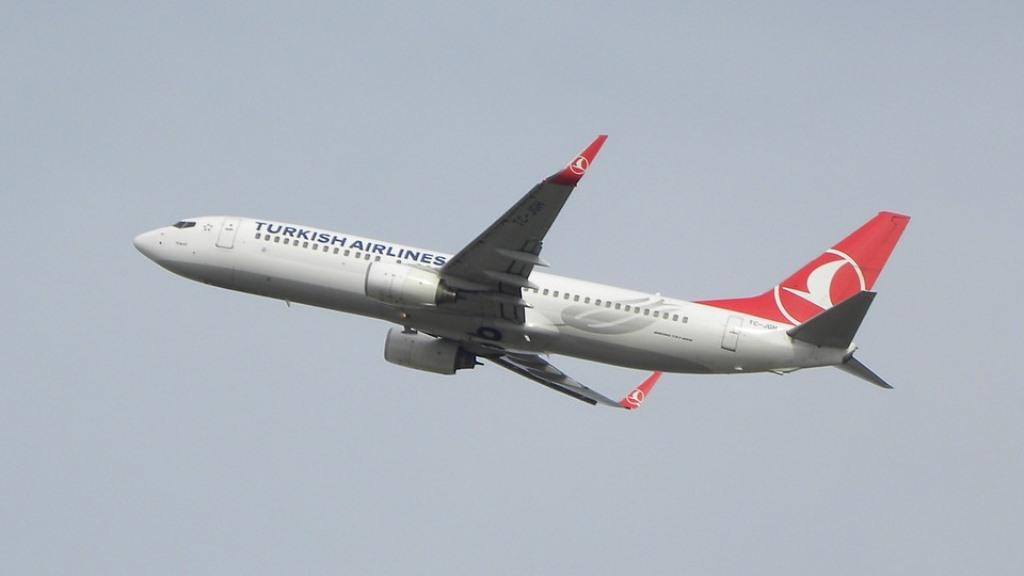 סופות שלגים באיסטנבול: שיבושים בטיסות טורקיש איירליינס