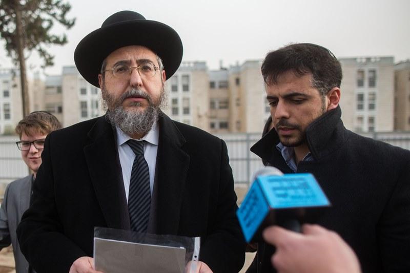 צפו: חיים אמסלם הכריז על ריצה בבחירות