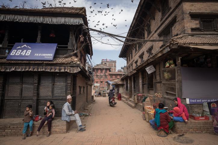 ליבי במזרח: הפרק הראשון במסע - נפאל
