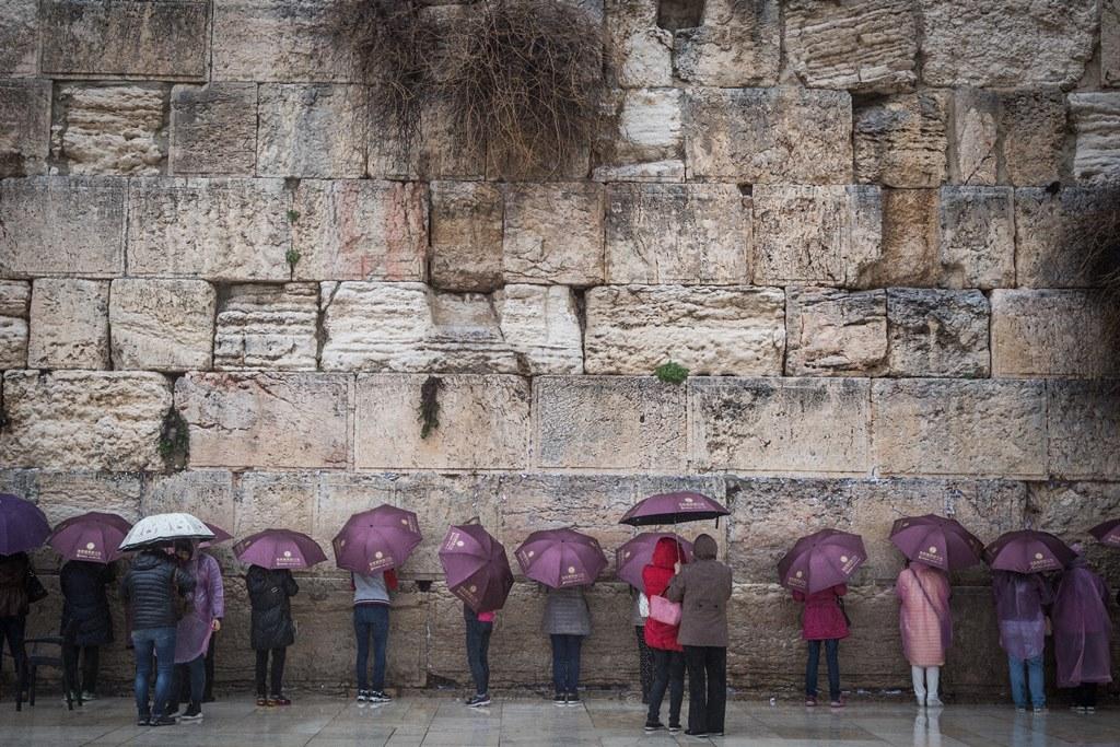 עיני אלוקיך בה: 3 מיליון תיירים לישראל