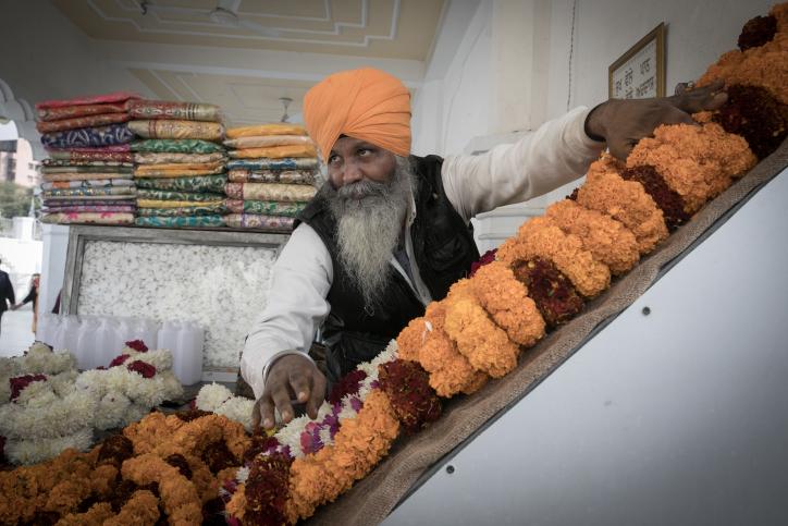 צפו: הודו הצבעונית כפי שלא ראיתם מעולם