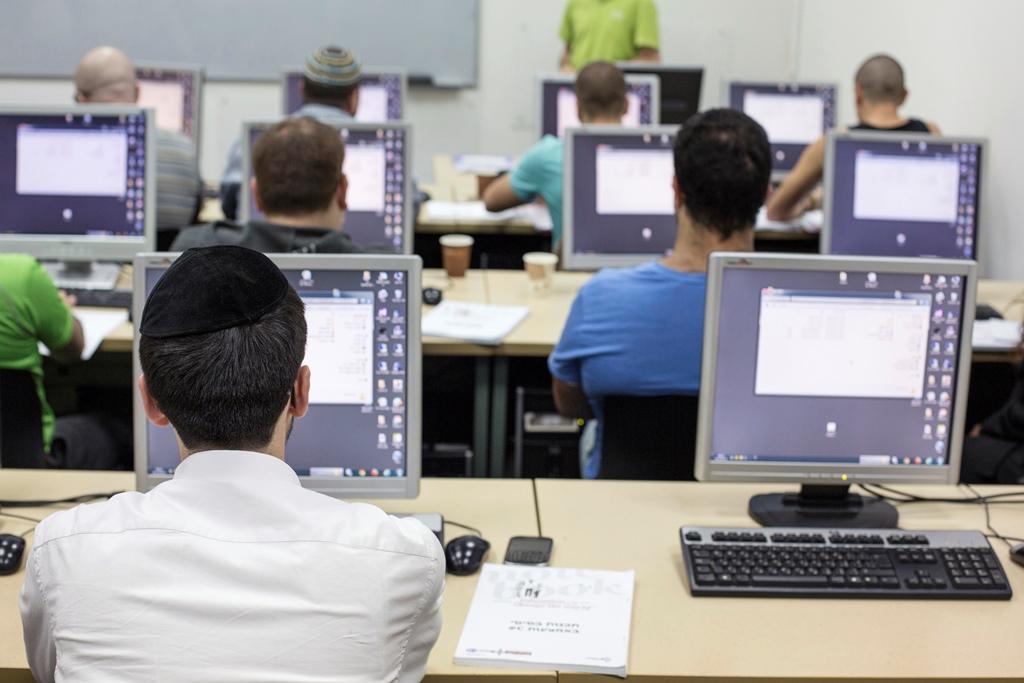 עלייה של 60% בשיעור הסטודנטים החרדים - כמה זה במספרים