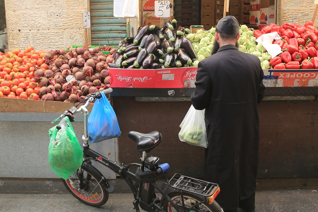 שוק מחנה יהודה. צילום: נתי שוחט, פלאש 90