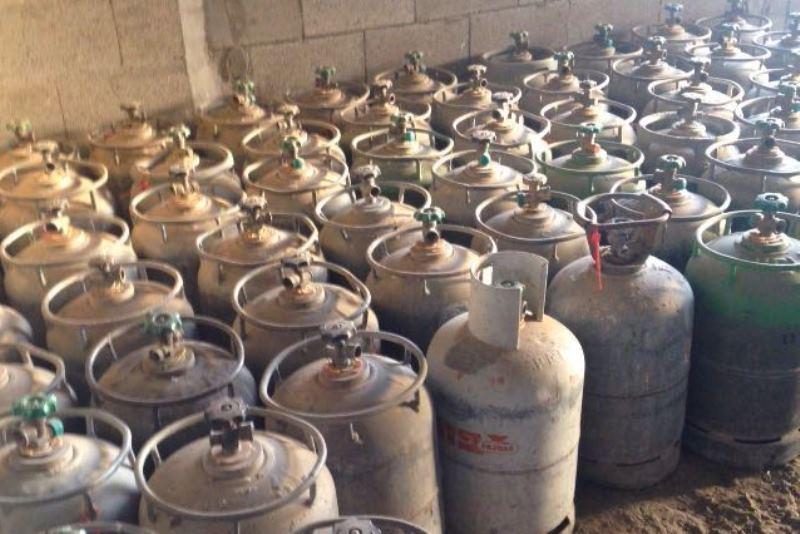 דווקא בחורף: חשש ממחסור בגז בישול