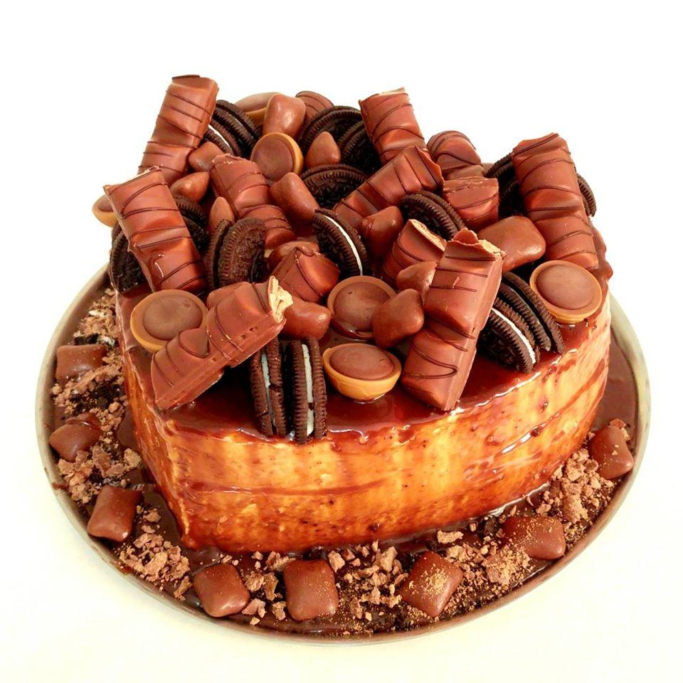 לא סתם עוגה - עוגת שוקולדים מיוחדת