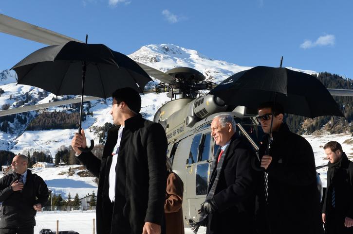 מי הרס את מסיבת המיליארדרים בשווייץ?