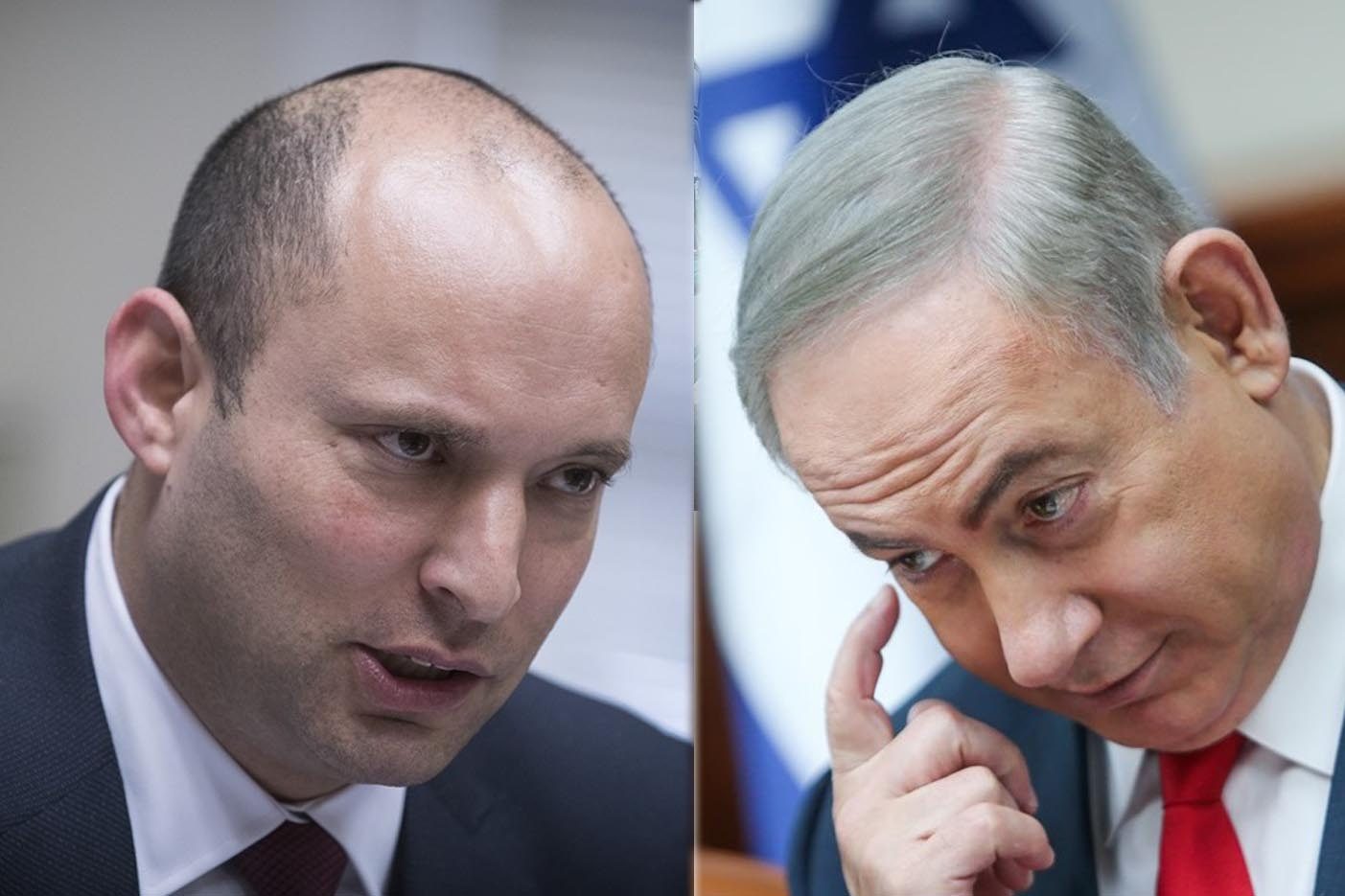 "Bennet: ""Time For Actions""- Netanyahu: ""Not For Shooting From The Hip"""