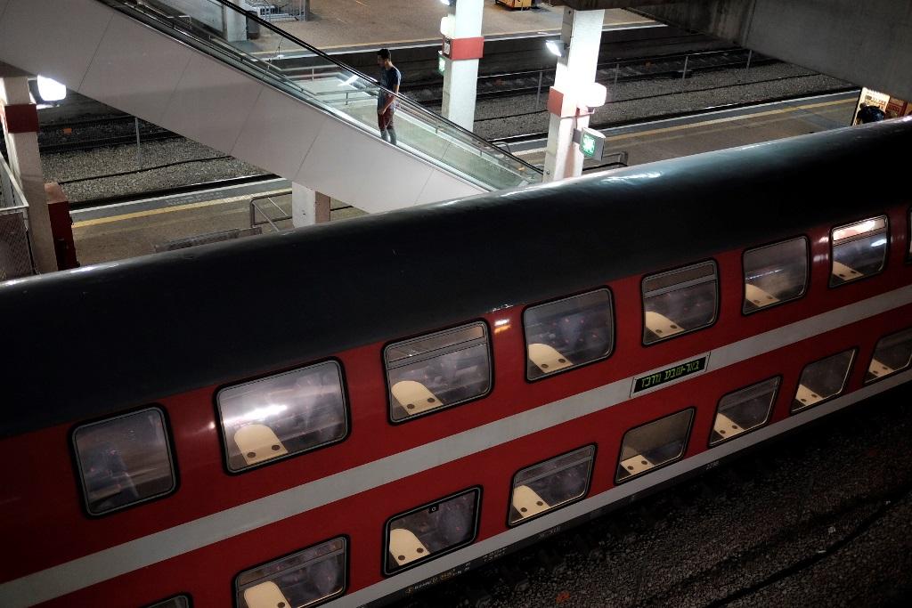 הרכבות יושבתו ל-5 ימים: עבודות גם השבת