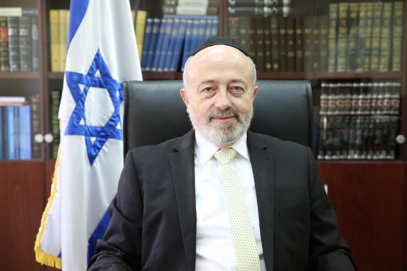 הוועדה אישרה: הרב יעקבי ימשיך לשמש בתפקיד מנהל בתי הדין