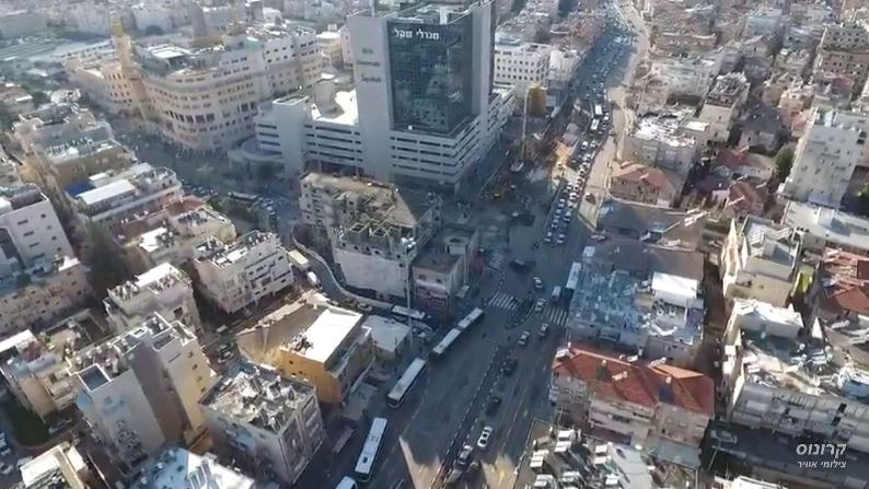 Driving In Bnei Brak: New Traffic Cameras Installed