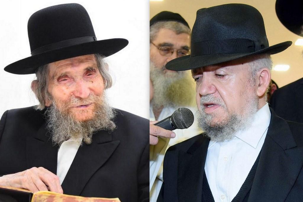וידאו: הברכה של הרב מאזוז לרב שטיינמן
